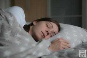 Regeneration im Schlaf