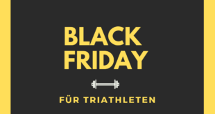 Back Friday für Triathleten