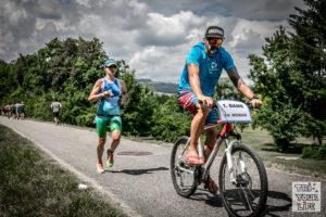 Simone Kumhofer Linztriathlon 2018 Run