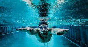 Kraul schwimmen