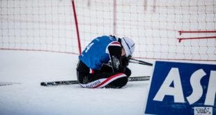 Wintertriathlon WM 2019 Kathi Ziel