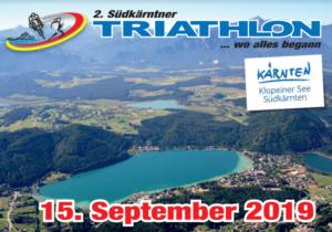 2. Südkärntner Triathlon 2019