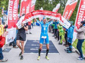 Christoph Schlagbauer Austria Xtreme Triathlon