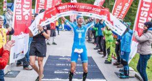 Christoph Schlagbauer Austrian Xtreme Triathlon