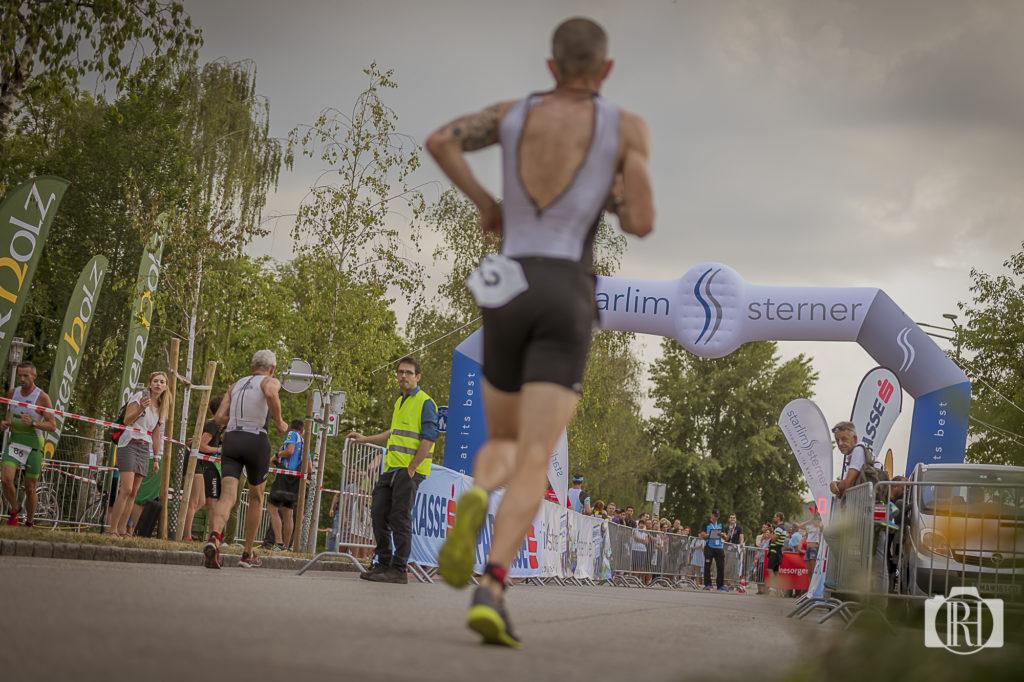 Wels Triathlon Run