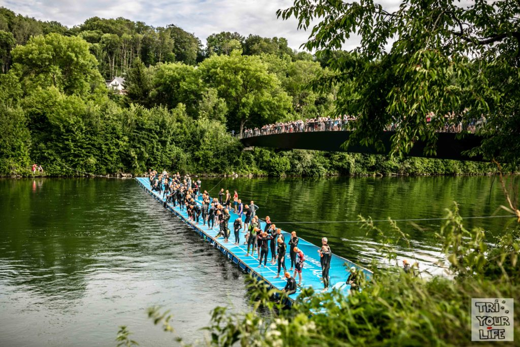 City Triathlon Wels 2019 Silberholzsteg