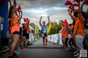City Triathlon Wels 2019 Ziel