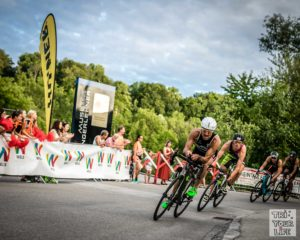 City Triathlon Wels 2019 Rad