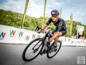 City Triathlon Wels 2019 Radkurve