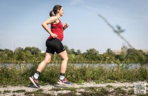 Kathi Schwangerschaft Laufen