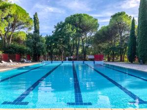 Schwimmbecken Grado Belvedere