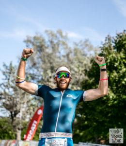 2. Südkärntner Triathlon Ziel