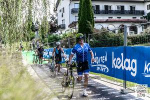 2. Südkärntner Triathlon Wechselzone