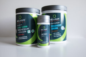 Melasan Produkte Regeneration
