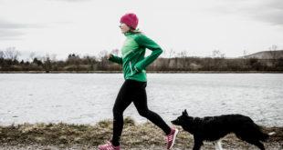 Laufen mit Hund