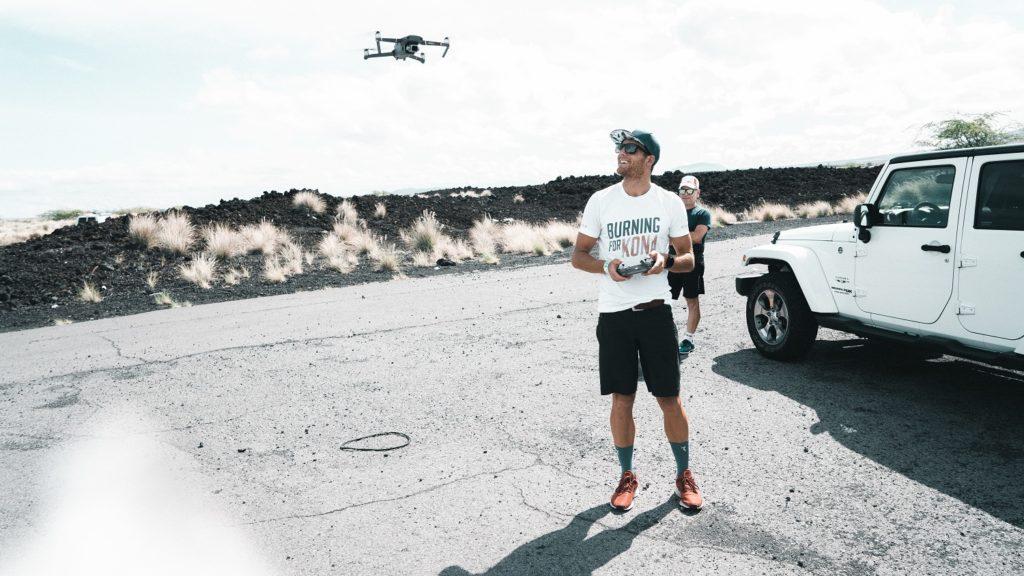 Matthias Hohlrieder Kona Drohne