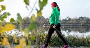 Kathi Nordic Walking Schwangerschaft