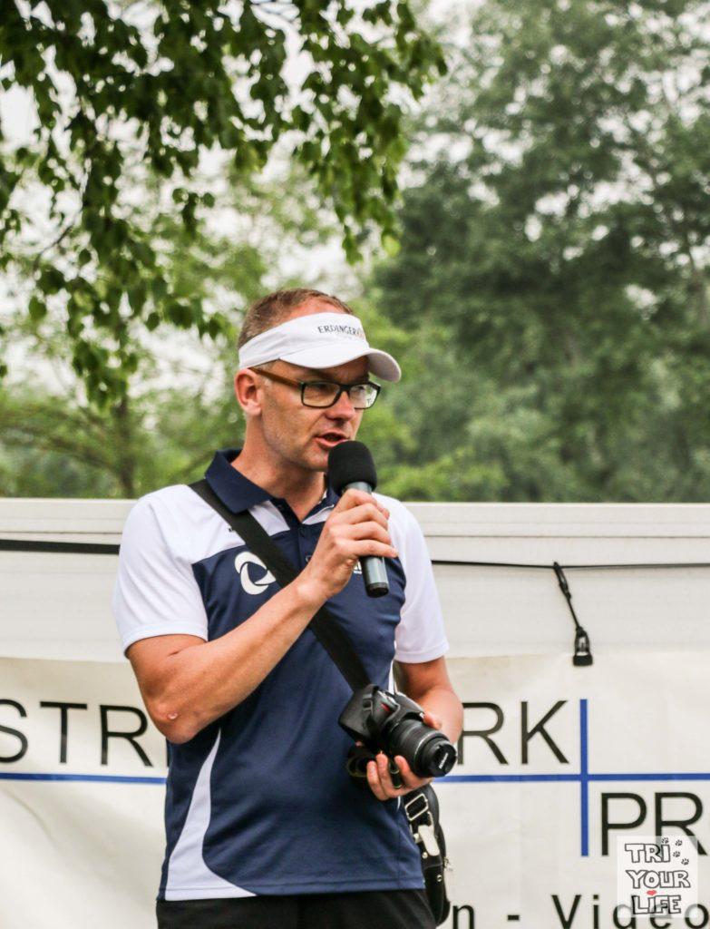 Peter Weinzierl Linztriathlon