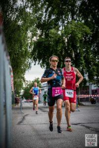 Sylvia Gehnböck - Triathlon Wels 2019
