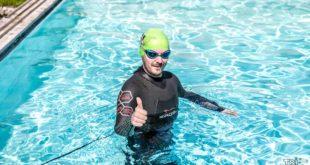 Poolschwimmen