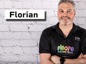 Florian Werner floro racing team