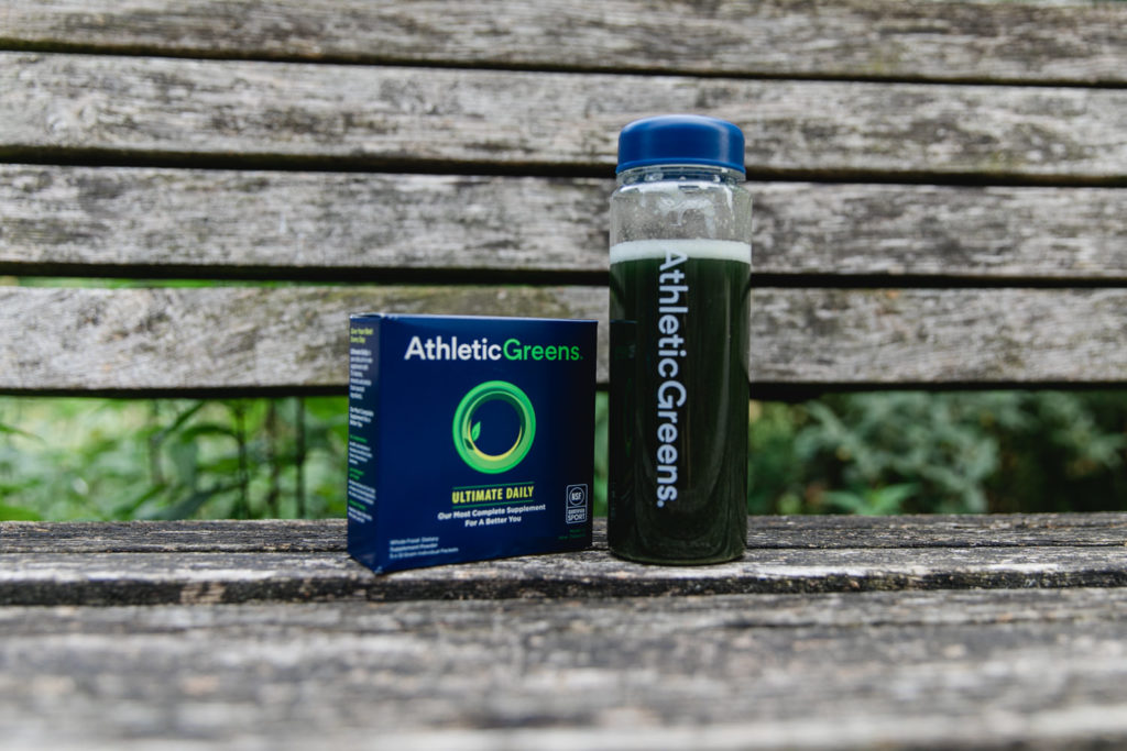 Athletic Greens Ultimate Daily Produkt